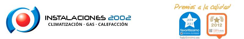 INSTALACIONES 2002